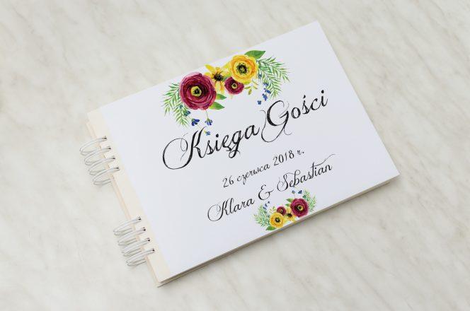 Przyjęcie weselne – czy księga gości jest potrzebna?