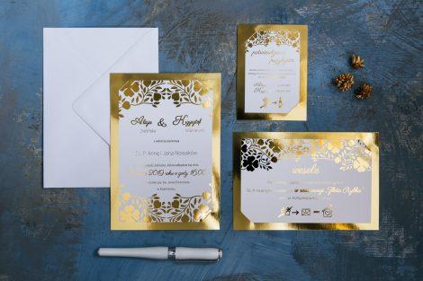 Elegancja w zaproszeniach ślubnych – jak to zrobić?